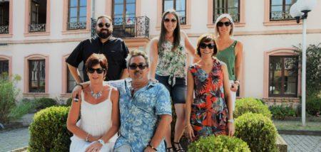 Das Team von Tourismusbüro Forbach