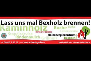 Holzenergiezentrum Bexbach